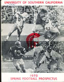 1970 USC Spring Football Prospects Jimmy Jones 20 pages; 8x10