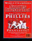 Philadelphia Phillies Sports Illustrated Presents 2008 World Series mint newsstand