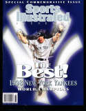 1998 New York Yankees Champions Sports Illustrated Presents mint newsstand