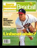 1996 Greg Maddux Baseball Sports Illustrated Presents mint newsstand