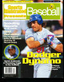 1996 Mike Piazza Dodgers Baseball Sports Illustrated Presents mint newsstand