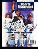 1996 New York Yankees Champions Sports Illustrated Presents mint newsstand