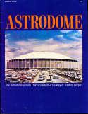 1968 Astrodome Astros Yearbook & phamlet bxb2