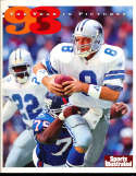1993 Sports Illustrated Year in Pictures Troy Aikman Cowboys