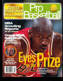 1995 Sports Illustrated Presents Michael Jordan Bulls annual