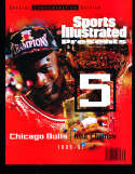 1997 Sports Illustrated Presents Michael Jordan NBA champions