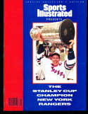 1994 Sports Illustrated Presents no label Meisner New York Rangers