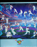 1992 Los Angeles Dodgers Baseball Yearbook Oversized