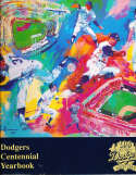 1990 Los Angeles Dodgers Baseball Yearbook Oversized
