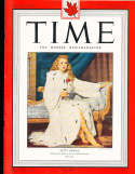 Betty Grable 1948 8/23 Time Magazine Canadian nm