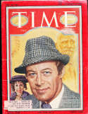 Rex Harrison my fair lady 1956 7/23 Time Magazine em
