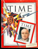 Harry Truman Man of the year Time Magazine