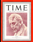 William Randolph Hearst 1939 3/13 Time Magazine em