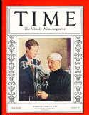 Charles Lindbergh 1938 6/18 Time Magazine em