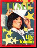 Lily Tomlin 1977 3/28 Time Magazine em