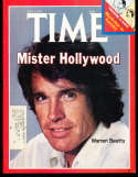 Warren Beatty 1978 7/3 Time Magazine em