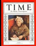 Albert Einstein 1938 4/4 Time Magazine