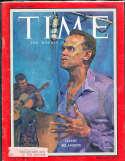 Harry Belafonte 1959  3/2 Time Magazine em