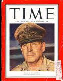 Douglas MaCarthur 1951  4/30 Time Magazine