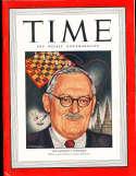 Vishisky Russia 1947 9/29 Time Magazine