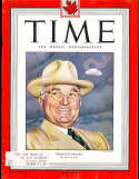 Harry Truman 1950 5/22 President Time Magazine Canadian