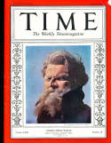 Orson Welles 1938 5/9 Time Magazine em