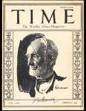 Vol #1 #1 1923 3/3 Time Magazine spine tear