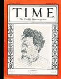 Leon .D. Trotsky 1927 11/21 Time Magazine em