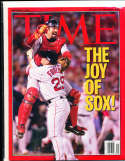 2004 11/4 Boston Red Sox World Series no label Time Magazine