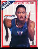 2000 9/11 Marion Jones  no label Time Magazine