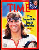 1980 6/30 Bjorn Borg Tennis Time Magazine nm