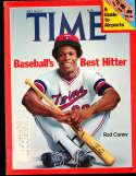 1977 7/18 Rod Carew Twins  Time Magazine