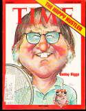 1973 9/10 Bobby Riggs tennisTime Magazine em