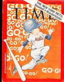 1969 9/5 New York Mets Time Magazine em