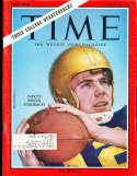 1963 10/18 Roger Staubach Navy Time Magazine em
