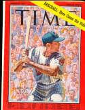 1959 8/24 Rocky Colavito Indians Time Magazine Atlantic Edition