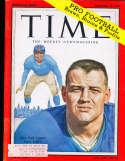 1959 11/30 Sam Huff Giants Time Magazine em