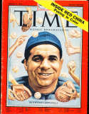1955 8/8 Roy Campanella Dodgers Time Magazine  Pacific