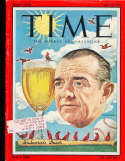 1955 7/11 Budweiser Busch Cardinals  Time Magazine em