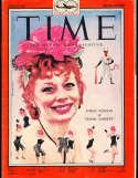 1955 6/13 Gwen Verdon Pacific edtion Time Magazine em