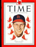 1949 9/5 Stan Musial Cardinals Canadian Time Magazine