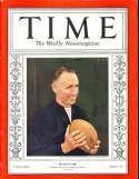 1937 Duke Wallace Wade Time Magazine em