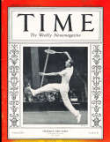 1934 9/3 Fred Perry Time Magazine