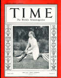 1933 3/27 John Whitney Jockey Time Magazine