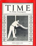 1930 1/13 Domingo Ugalde Time Magazine
