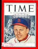 1952 4/28 Eddie Stanky Cardinals  Time Magazine