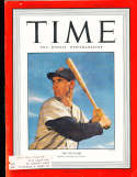 1950 4/10 Ted Williams Boston Red Sox Time Magazine