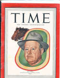 1949 5/30 Ben Jones Horseracing Time Magazine