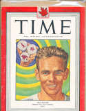 1947 9/1 Jake Kramer Tennis Canadian Time Magazine
