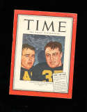 1945 11/12 Glen Davis & Doc Blanchard Army Pony edition Time Magazine